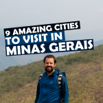 9 amazing cities to visit in Minas Gerais, motorcycle trip