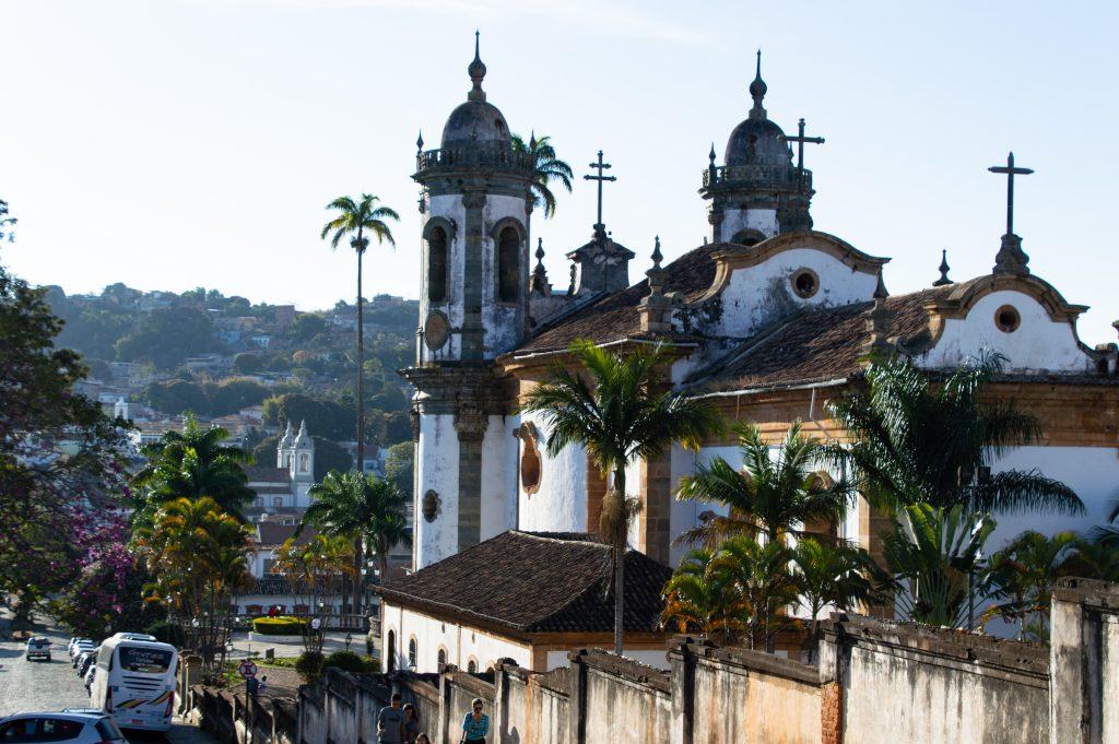 São João del Rei, historical city
