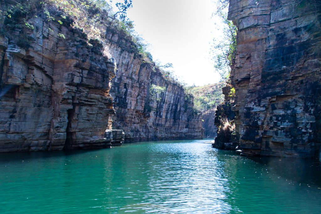 Capiotolio's Canyons